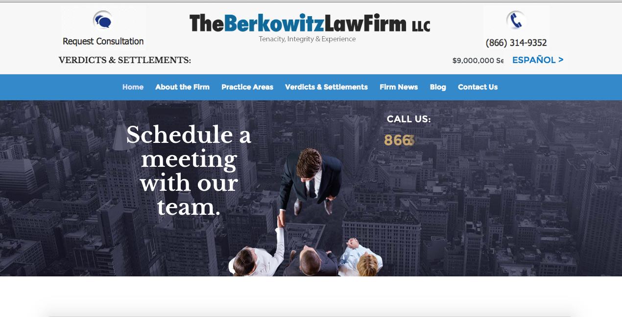 Berkowitz law firm